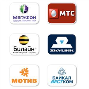Операторы сотовой связи Дубовского