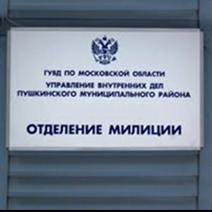 Отделения полиции Дубовского