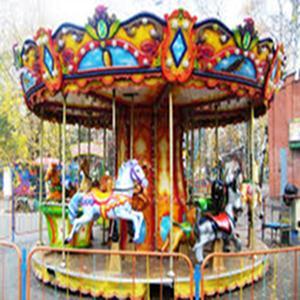 Парки культуры и отдыха Дубовского